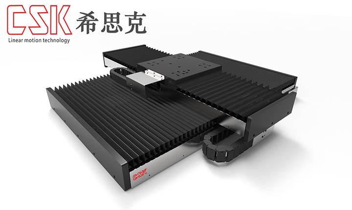 探讨台湾CSK直线电机的四大特点